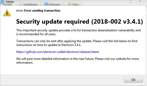Хакеры украли более 200 BTC у пользователей кошельков Electrum (обновлено)