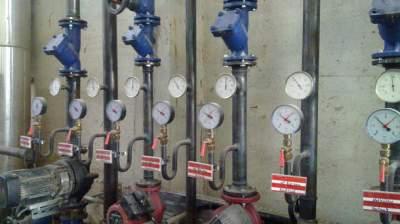 Транзит газа через Украину резко снизился