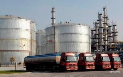 Украина импортировала нефтепродуктов на $5,5 млрд