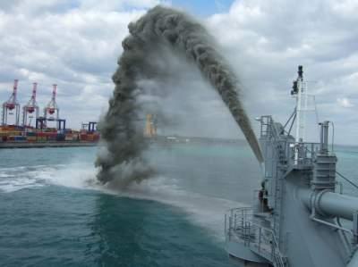 В Украине пройдет масштабный ремонт дноуглубительного флота