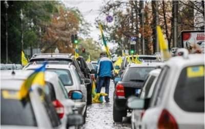 Украинцы растаможили около 13% «евроблях»