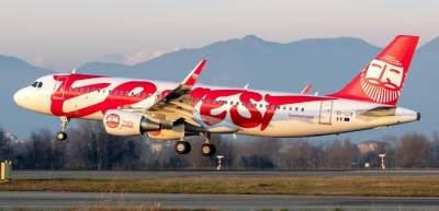 Итальянский лоукостер анонсировал рейс из Киева