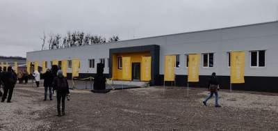 В Виннице открыли уникальный завод