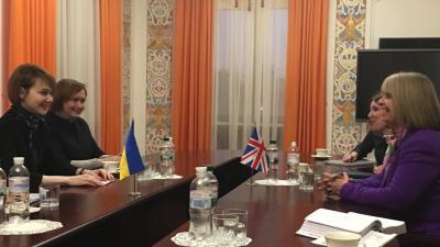 Британия увеличит гуманитарную поддержку Украины