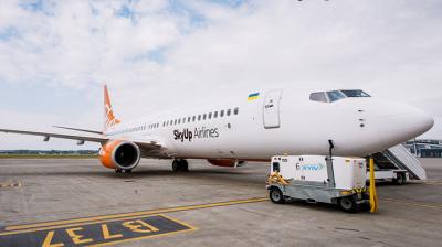 Украинский лоукостер запускает регулярные рейсы в ОАЭ