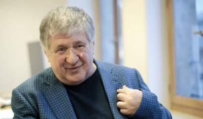 Суд арестовал имущество предприятий Коломойского