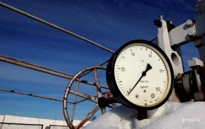 В феврале отбор газа из хранилищ сократился вдвое