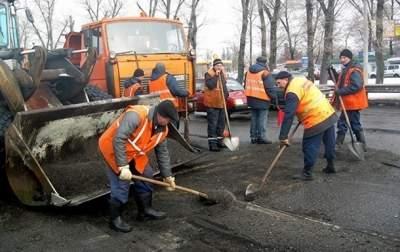 Укравтодор оценил годовые объемы строительства