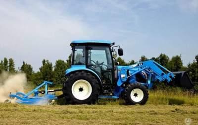 ЗАЗ попытается возобновить производство, выпуская корейские трактора