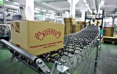 Киевская фабрика Рошен за год заработала более 11 миллионов гривен