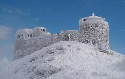 ЕС выделит деньги на восстановление обсерватории в Карпатах
