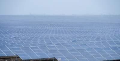 Заработала крупнейшая и самая мощная солнечная электростанция в Украине