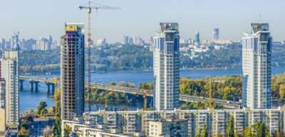 Кабмин разрешит строить высотки на всей территории Украины