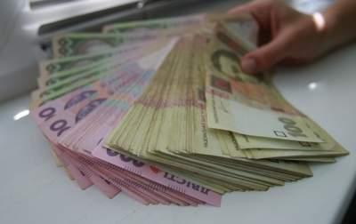 Размер средней заработной платы в Украине уменьшился