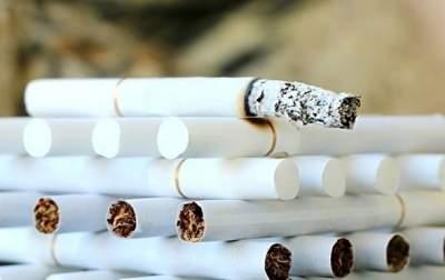 В Украине упало производство сигарет