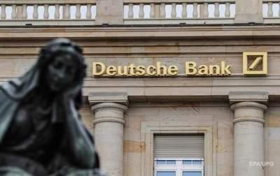 Украина взяла у Deutsche Bank кредитов почти на 880 миллионов евро