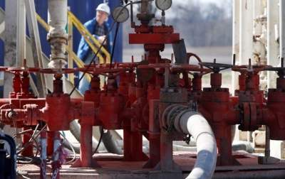 В украинских газохранилищах снизился запас газа