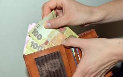 В Украине продолжают расти долги по зарплатам