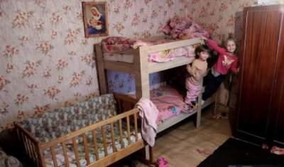 В Украине ввели доплаты многодетным семьям