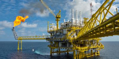 Украина занимает второе место в Европе по объемам залежей природного газа