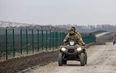 На границе с Россией возобновили строительство «Стены»