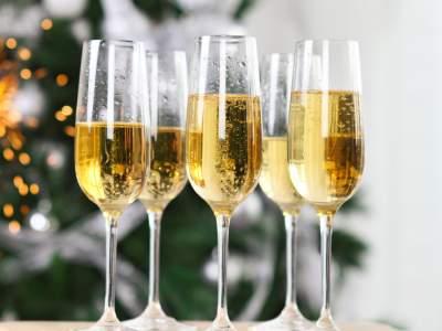 Украина может прекратить производство шампанского и коньяка