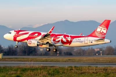 Ernest Airlines запустил еще один рейс из Киева