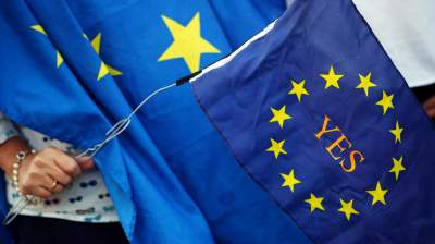 Названы крупнейшие торговые партнеры Евросоюза