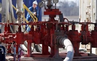 Подземные хранилища газа Украины заполнены на 29%