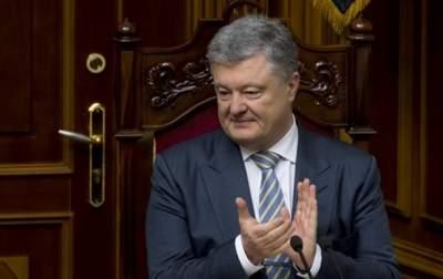 Порошенко указал еще 39 млн гривен дохода в виде дивидендов
