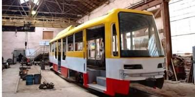 Черниговский автозавод будет выпускать трамваи