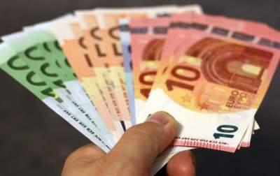 Нацбанк снизил курс евро