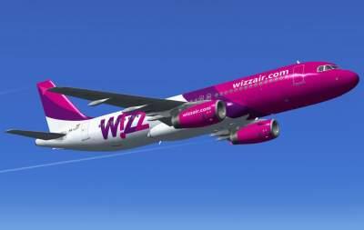Wizz Air открывает рейсы из Киева в Любин