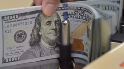 Украина нарастила валютные резервы