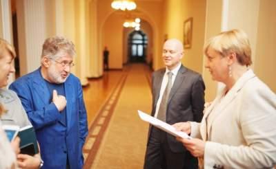 Гонтарева отреагировала на слова Коломойского о компенсации
