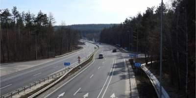 Из трассы Киев — Одесса планируют сделать автобан