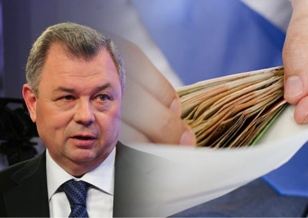 Сенатор Артамонов предложил наказывать за «серую» зарплату
