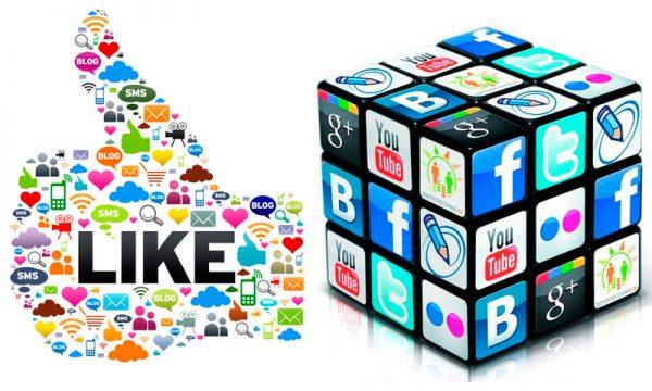 Топовое продвижение в социальных сетях