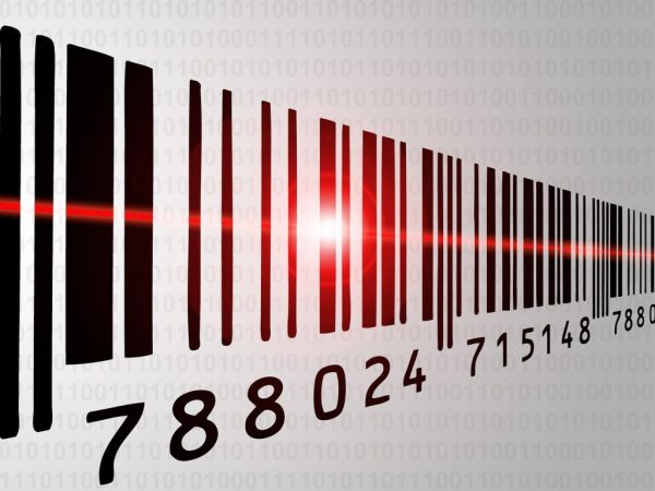 Присвоение штрих-кода на товар